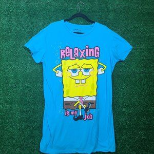 "SpongeBob ""Relaxing"" T-Shirt (OSFM)"